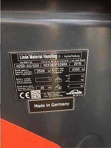 linde H25D-600-2